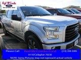 2016 Ingot Silver Ford F150 XLT SuperCrew 4x4 #112800785