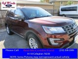 2016 Bronze Fire Metallic Ford Explorer XLT #112800782