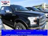 2016 Shadow Black Ford F150 King Ranch SuperCrew 4x4 #112800779