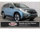 2016 Mountain Air Metallic Honda CR-V Touring #112800744