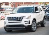 2016 Oxford White Ford Explorer Limited 4WD #112832766