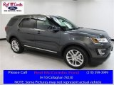 2016 Magnetic Metallic Ford Explorer XLT #112832730
