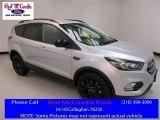 2017 Ingot Silver Ford Escape SE #112862996