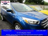 2017 Lightning Blue Ford Escape SE #112862995