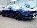 2016 Deep Impact Blue Metallic Ford Mustang Shelby GT350 #112862994