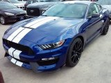 2016 Ford Mustang Deep Impact Blue Metallic