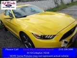 2016 Triple Yellow Tricoat Ford Mustang V6 Coupe #112862990
