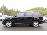 2016 Shadow Black Ford Explorer XLT 4WD #112863118