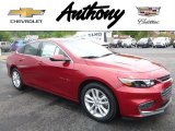 2016 Crystal Red Tintcoat Chevrolet Malibu LT #112863298