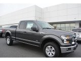 2016 Magnetic Ford F150 XLT SuperCab 4x4 #112893494