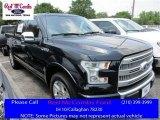2016 Shadow Black Ford F150 Platinum SuperCrew #112893364