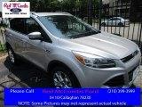 2016 Ingot Silver Metallic Ford Escape Titanium #112893362
