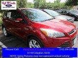 2016 Ruby Red Metallic Ford Escape Titanium #112893361