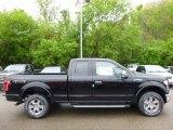 2016 Shadow Black Ford F150 Lariat SuperCab 4x4 #112893413