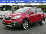 2013 Ruby Red Metallic Buick Encore Leather #112893213