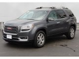 2013 Cyber Gray Metallic GMC Acadia SLT AWD #112921214