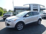 2013 Ingot Silver Metallic Ford Escape SEL 2.0L EcoBoost #112921099