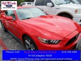 2016 Race Red Ford Mustang V6 Coupe #112920977