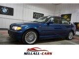 2003 Mystic Blue Metallic BMW 3 Series 330xi Sedan #112920872
