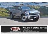 2016 Magnetic Gray Metallic Toyota Tundra SR5 CrewMax 4x4 #112920919