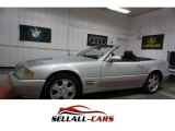 2000 Mercedes-Benz SL 500 Roadster