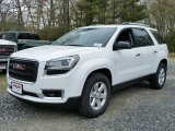 2016 Summit White GMC Acadia SLE #112920858