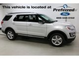 2016 Ingot Silver Metallic Ford Explorer XLT 4WD #112920803