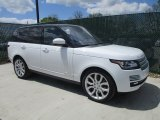 2016 Fuji White Land Rover Range Rover Supercharged #112949394
