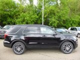 2016 Shadow Black Ford Explorer Sport 4WD #112949048
