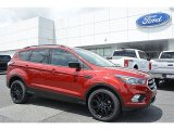 2017 Ruby Red Ford Escape SE #112949115