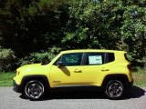 2016 Solar Yellow Jeep Renegade Sport #112948892