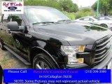 2016 Shadow Black Ford F150 XLT SuperCrew #112949020
