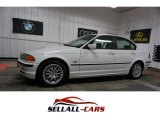 2000 Alpine White BMW 3 Series 328i Sedan #112948884