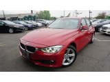 2013 Melbourne Red Metallic BMW 3 Series 328i xDrive Sedan #112949207