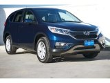2016 Obsidian Blue Pearl Honda CR-V EX #112949145