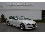 2013 Mineral White Metallic BMW 3 Series 328i xDrive Sedan #112949008