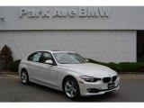 2013 Mineral White Metallic BMW 3 Series 328i xDrive Sedan #112949007