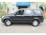 2006 Nighthawk Black Pearl Honda CR-V LX 4WD #11268554