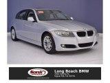 2010 Titanium Silver Metallic BMW 3 Series 328i Sedan #113001528