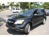 2007 Nighthawk Black Pearl Honda CR-V EX 4WD #11255106