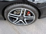 Mercedes-Benz CL 2013 Wheels and Tires