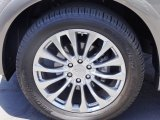 Infiniti QX80 Wheels and Tires