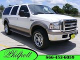 2005 Oxford White Ford Excursion Eddie Bauer 4x4 #11264394