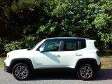 2016 Alpine White Jeep Renegade Limited 4x4 #113007479
