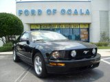 2005 Black Ford Mustang GT Premium Coupe #11257053
