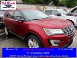 2016 Ruby Red Metallic Tri-Coat Ford Explorer XLT #113033720