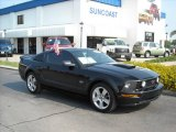 2007 Black Ford Mustang GT Premium Coupe #11262996