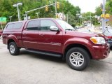 2005 Salsa Red Pearl Toyota Tundra SR5 Double Cab 4x4 #113034065