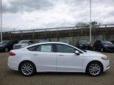 2017 Oxford White Ford Fusion SE #113033767