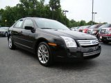 2009 Ford Fusion SE V6 Blue Suede Data, Info and Specs